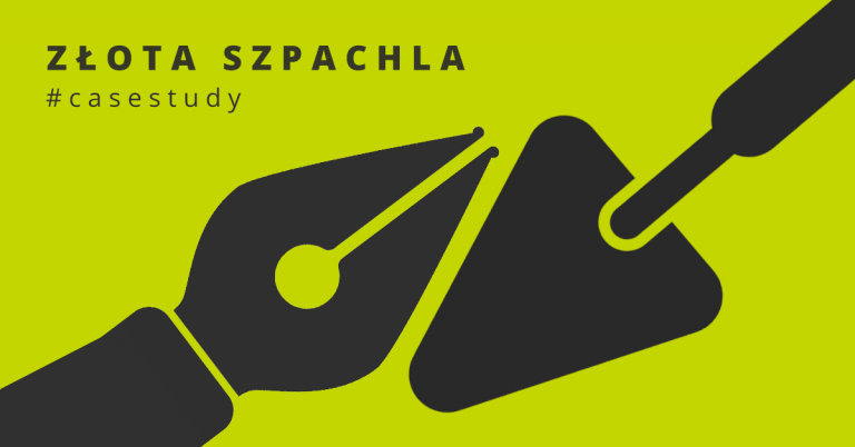 Złota Szpachla – content marketingowe case study